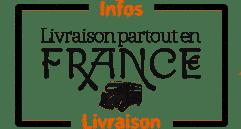 Infos et Livraison - hover