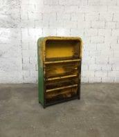 etagere metal atelier patine garage 5francs 1 172x198 - Étagère industrielle d'atelier range outil patine d'origine