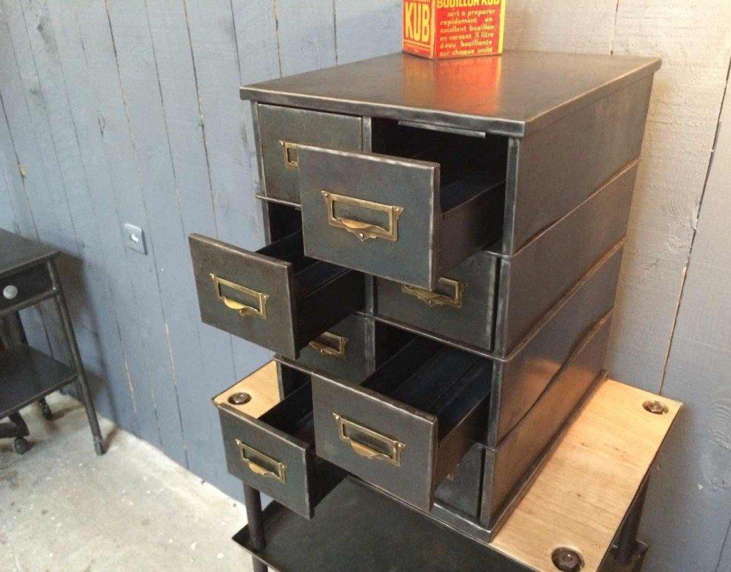 casier range fiches strafor. Black Bedroom Furniture Sets. Home Design Ideas