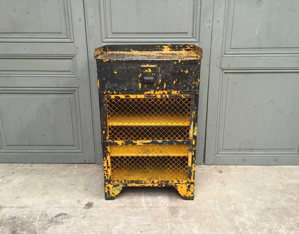 console-atelier-ancienne-rivetee-patine-jaune-industrielle-5francs-2
