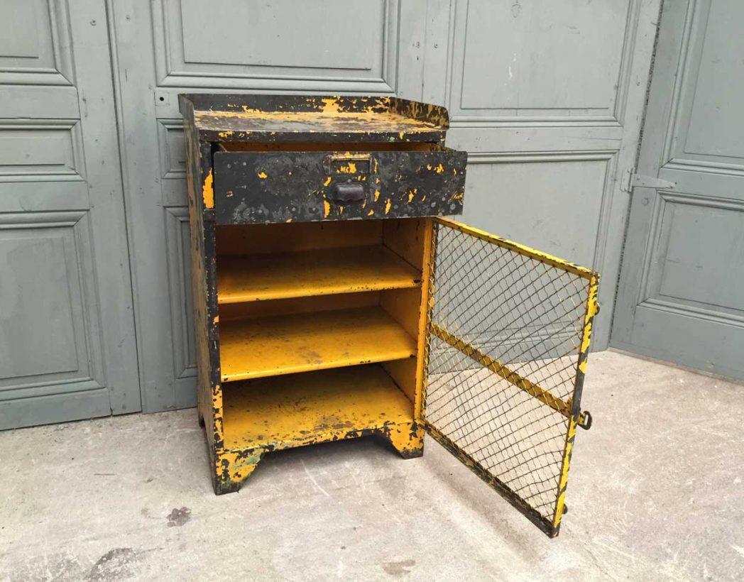 console-atelier-ancienne-rivetee-patine-jaune-industrielle-5francs-7
