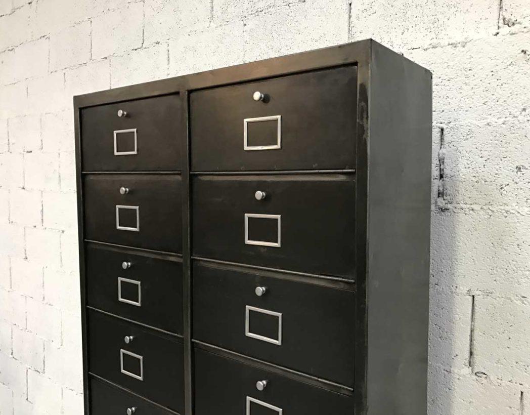 meuble 20 clapets d cap esprit ron o. Black Bedroom Furniture Sets. Home Design Ideas