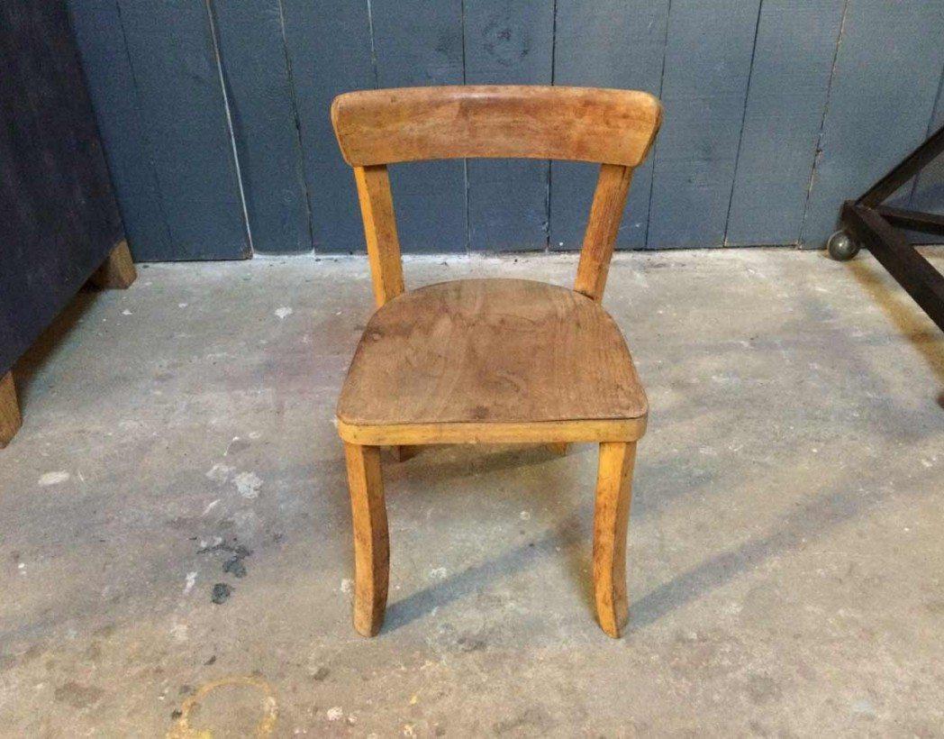 Petite chaise baumann enfant for Chaise baumann