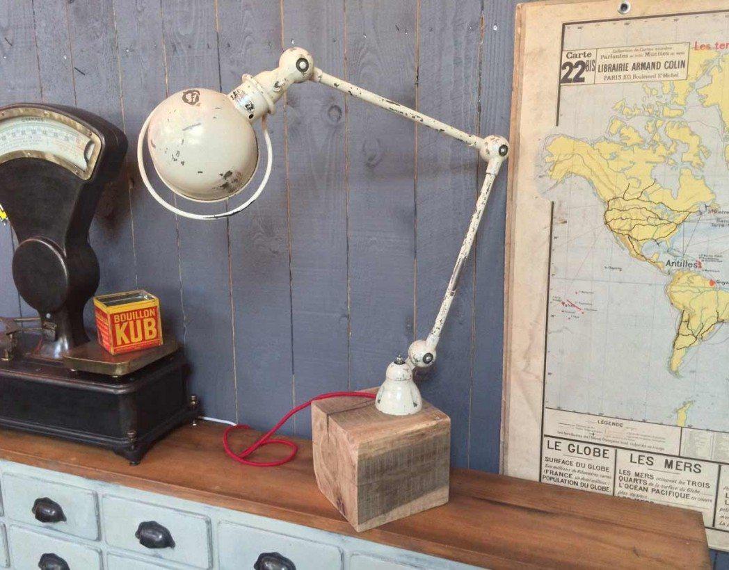 lampe jield 2 bras. Black Bedroom Furniture Sets. Home Design Ideas