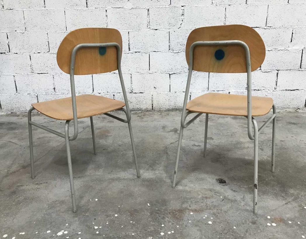 chaise-ecole-tcheque-bois-metal-ligne-epuree-vintage-lot-5francs-4