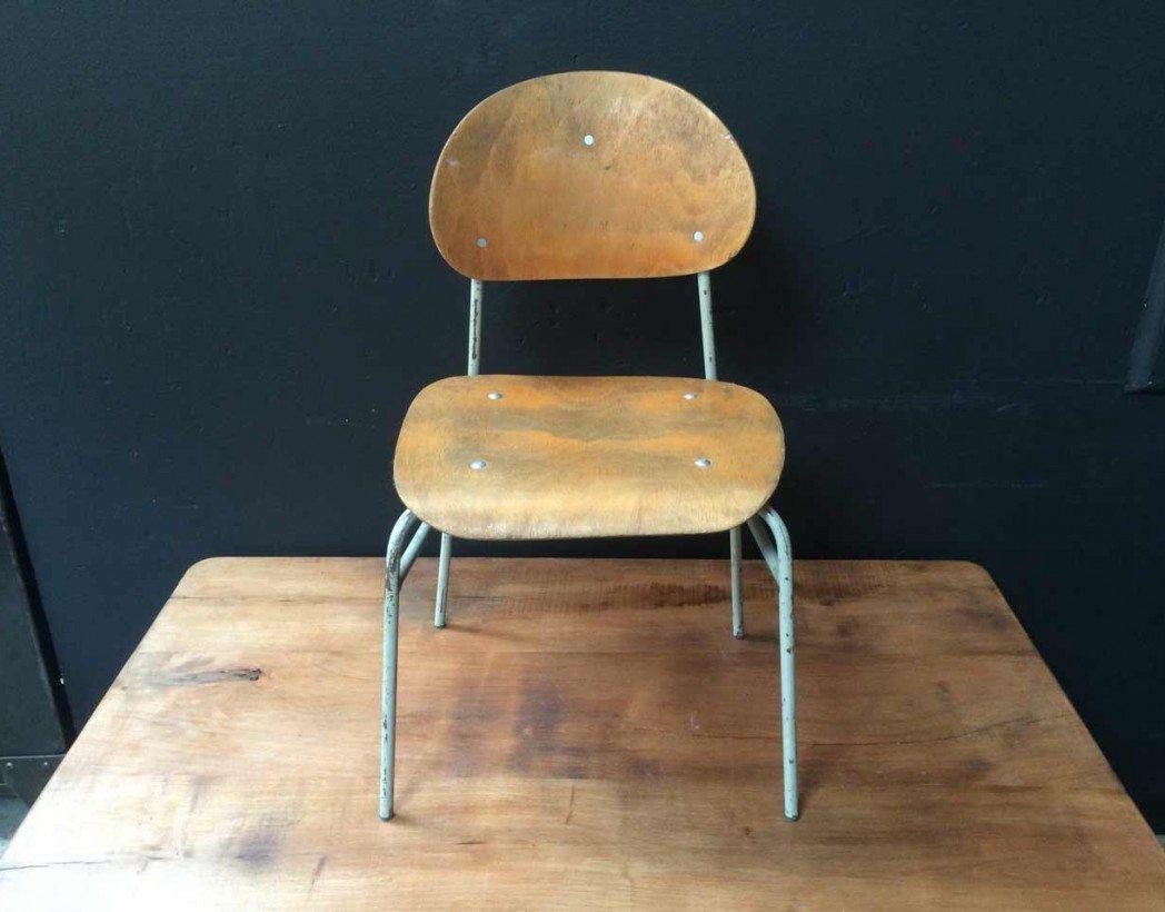 chaise d 39 cole pour enfant. Black Bedroom Furniture Sets. Home Design Ideas