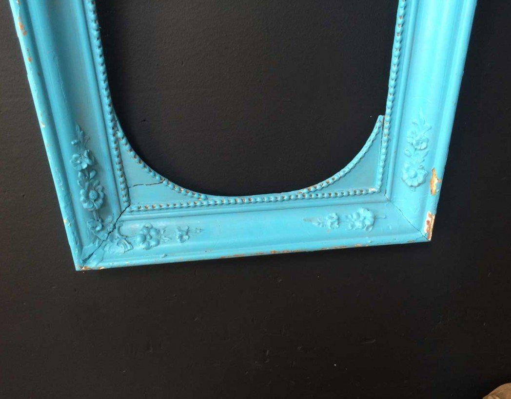 cadre-ancien-moulure-bleu-bollywood-5francs-4