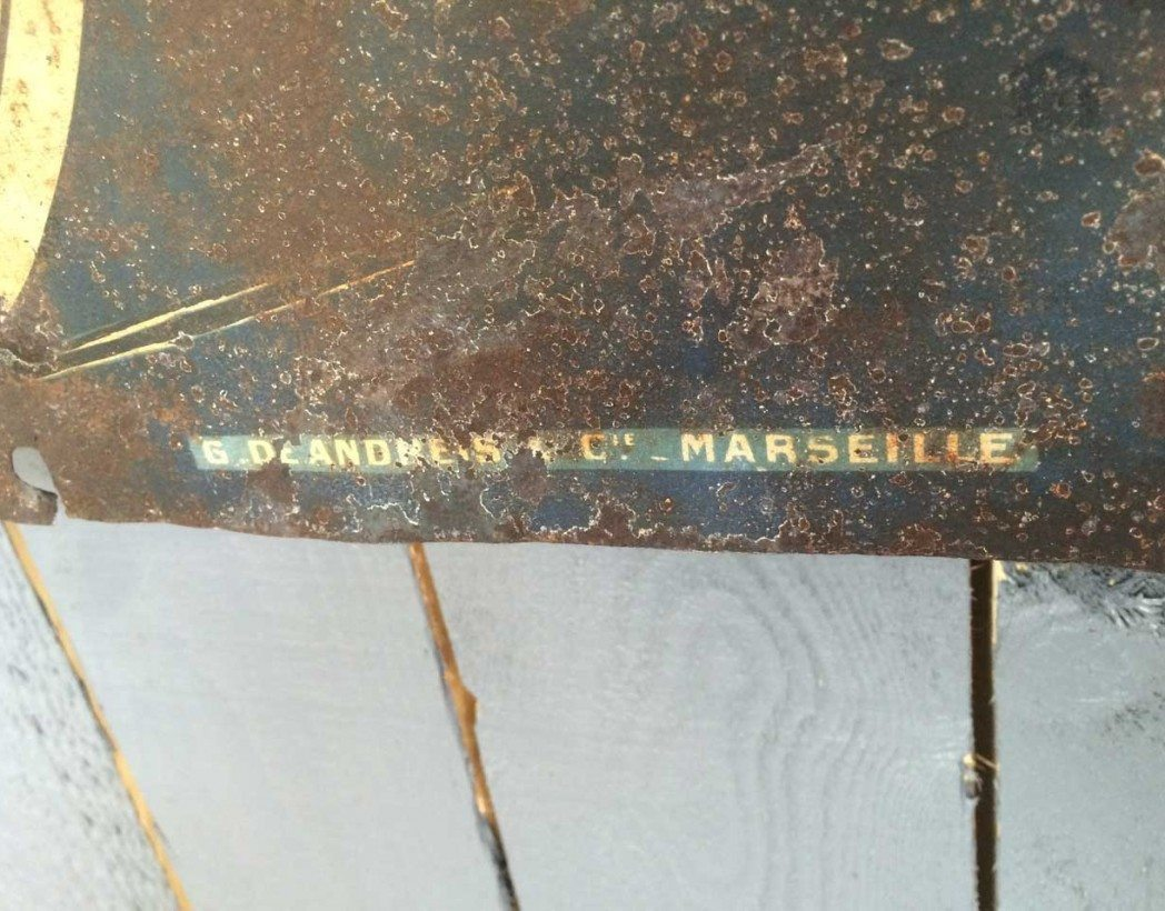 Replique Marseille La Plus Belle Ville Du Monde