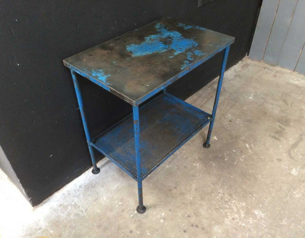console-metal-industrielle-patine-5francs-41