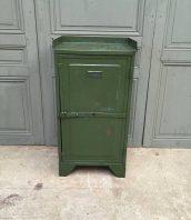 ancienne-console-atelier-verte-industrielle-5francs-1