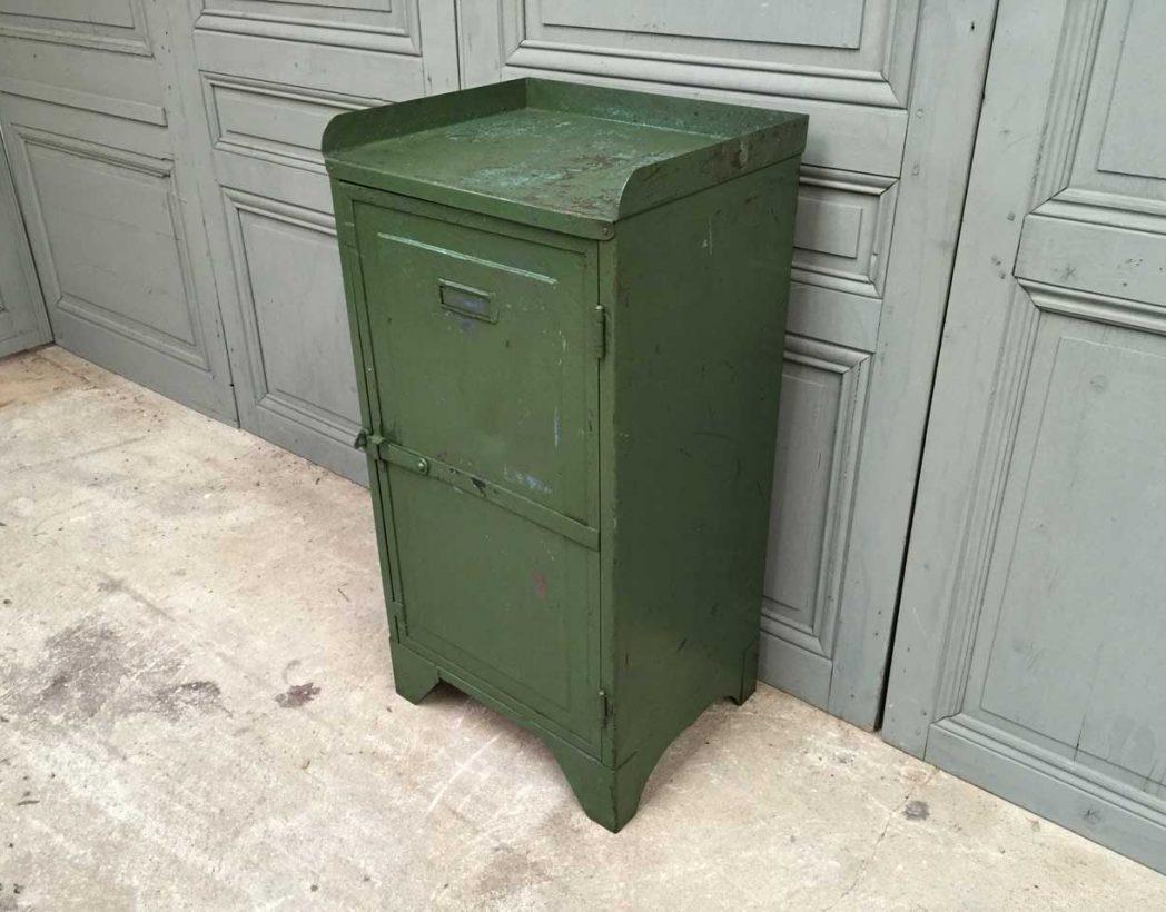 ancienne-console-atelier-verte-industrielle-5francs-3