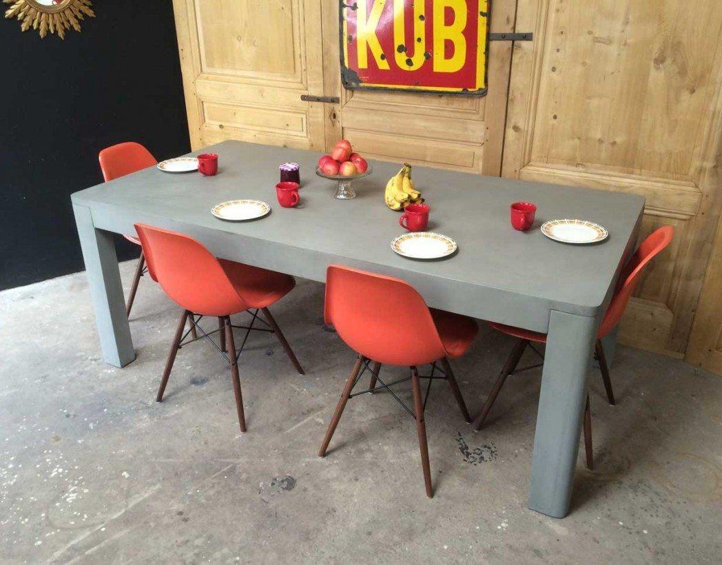 table en b ton xxl. Black Bedroom Furniture Sets. Home Design Ideas