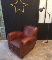 fauteuil-club-edition-erton-année-50-ancien-cuir-5francs-1