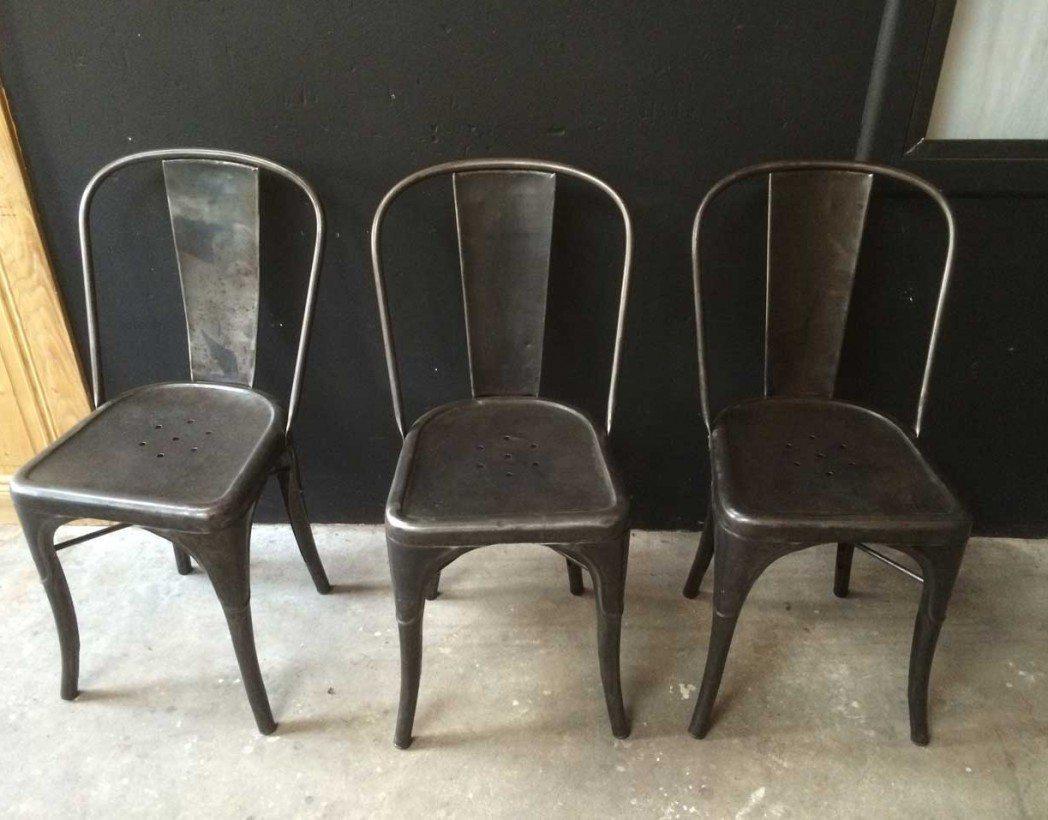 premiere chaise tolix mod le b. Black Bedroom Furniture Sets. Home Design Ideas