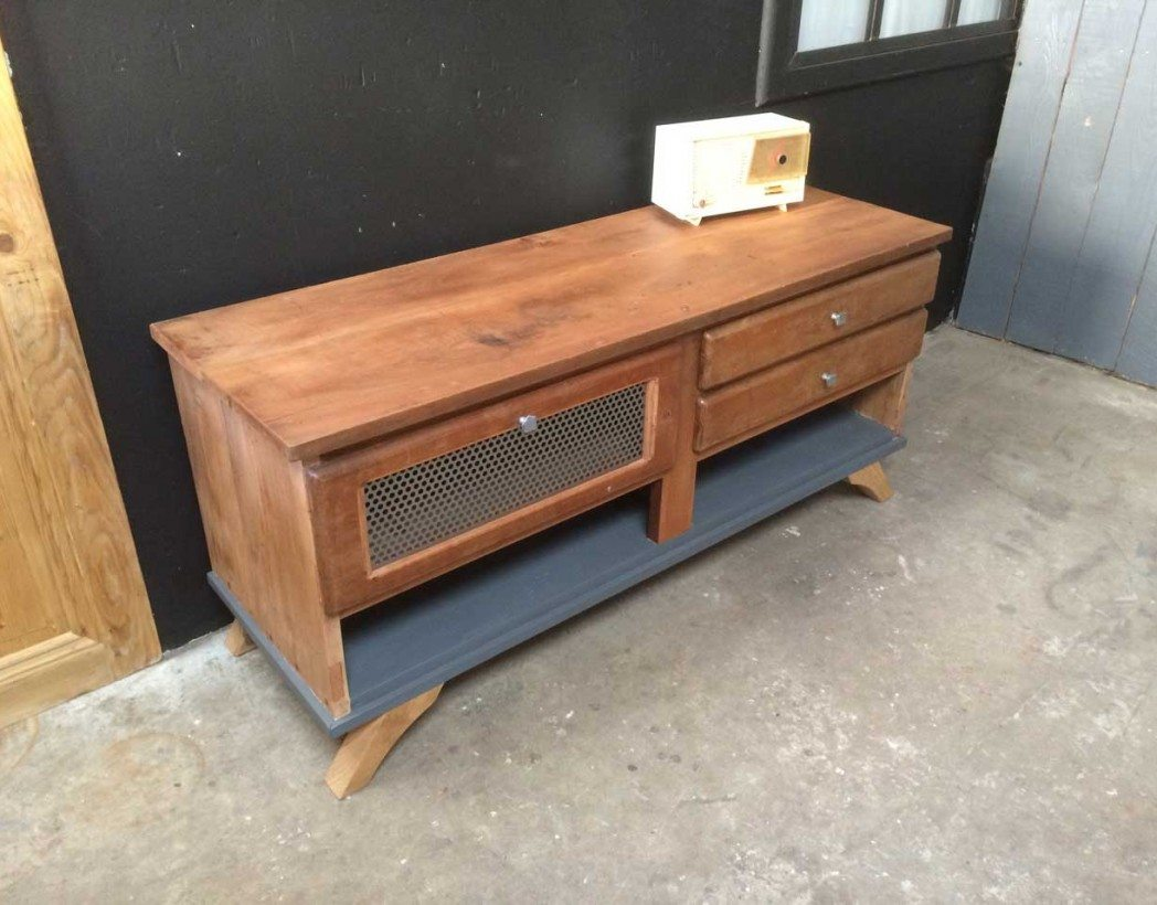creation-upcycling-5francs-console-bois-metal-3