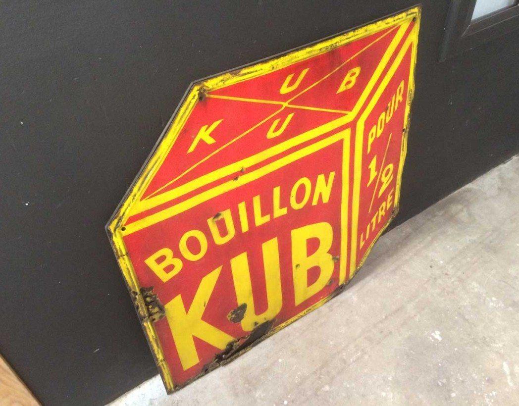grande-plaque-emaillee-bouillon-kub-vintage-5francs-7
