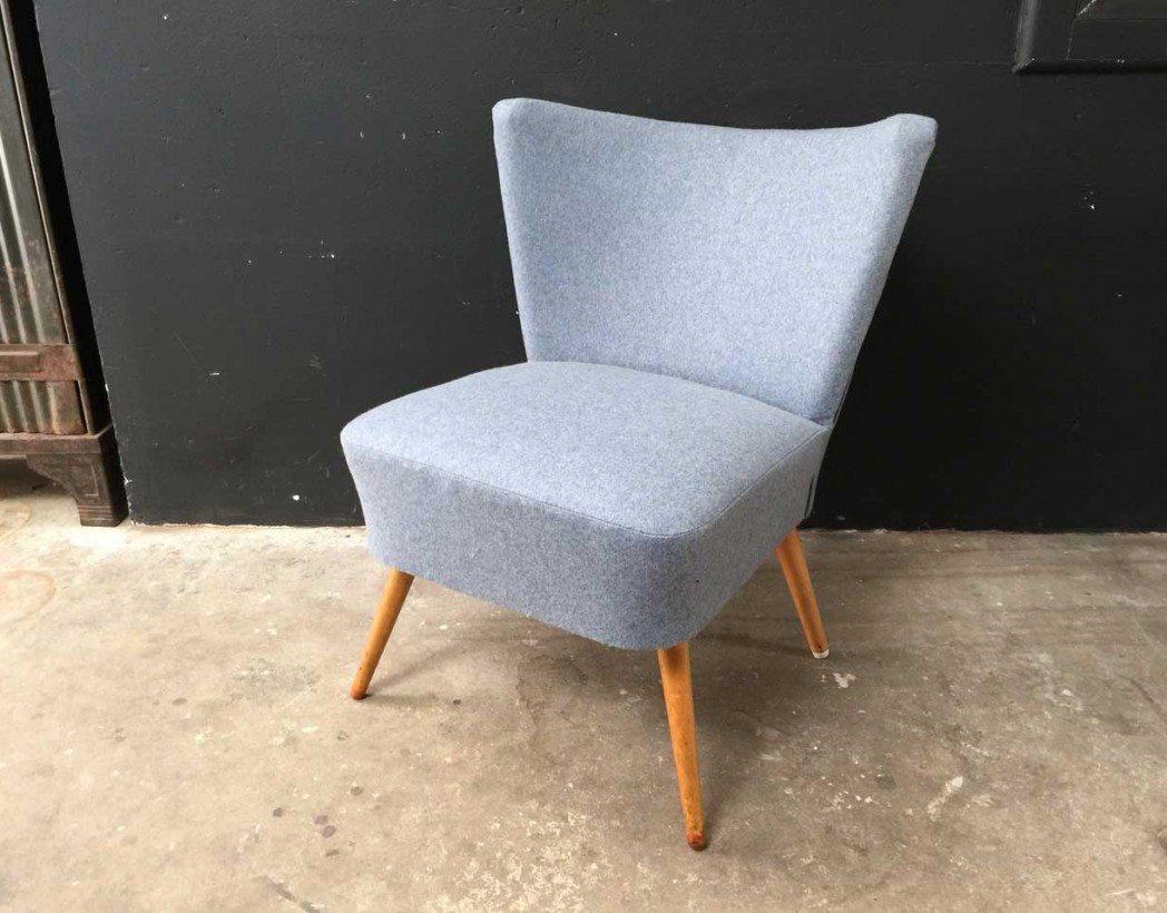 fauteuil cocktail scandinave ann e 50. Black Bedroom Furniture Sets. Home Design Ideas