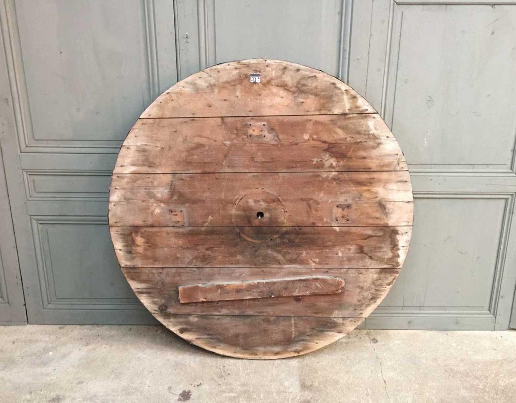 ancien-cadran-horloge-eglise-emaille-antiquite-5francs-8