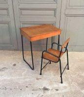 bureau-chaise-enfant-vintage-5francs-1