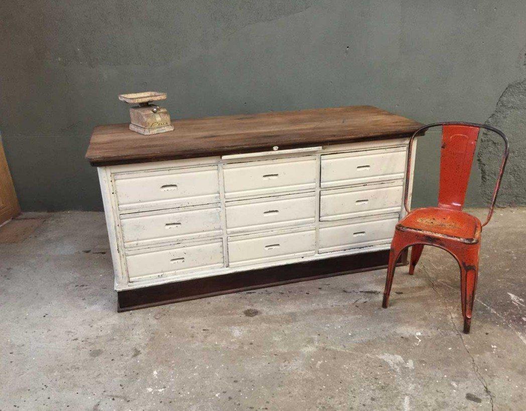 banque-mercerie-ilot-central-ancien-vintage-tiroirs-meuble-de-metier-5francs-8