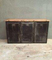buffet-industriel-bois-et-metal-atelier-vintage-5francs-1