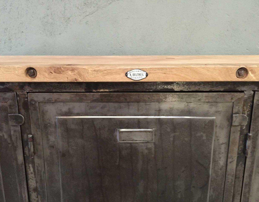 buffet-industriel-bois-et-metal-atelier-vintage-5francs-6
