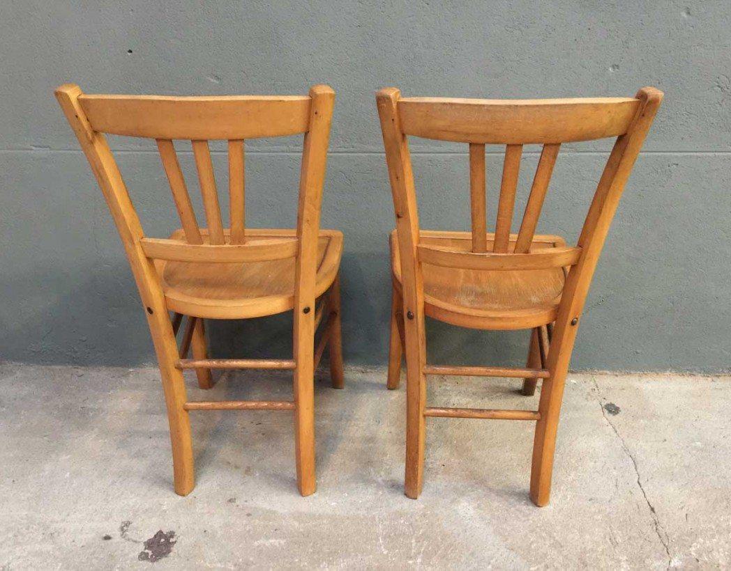 best affordable ensemble de chaises bistrot style baumann fauteuil tolix occasion with chaise. Black Bedroom Furniture Sets. Home Design Ideas