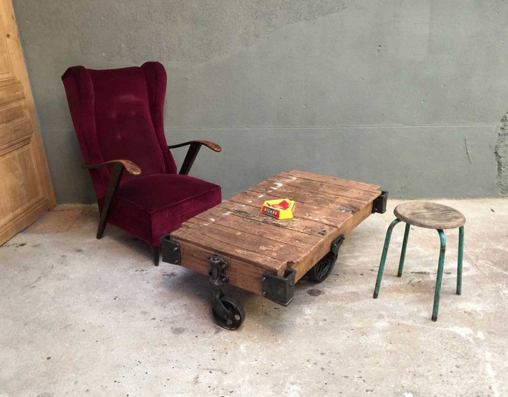 chariot-table-basse-industriel-ancien-USA-fonte-5francs-7