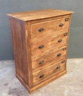 petit meuble tiroirs ancien