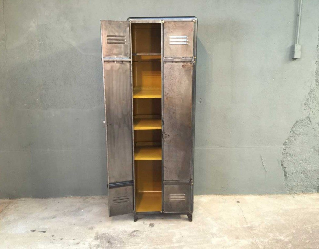 casier vestiaire industriel great ancien vestiaire casiers duusine with casier vestiaire. Black Bedroom Furniture Sets. Home Design Ideas