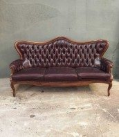 Chesterfield - Canape chesterfield ancien ...