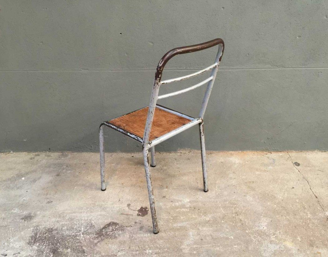 chaise-vintage-ecole-modern-tube-lot-5francs-4