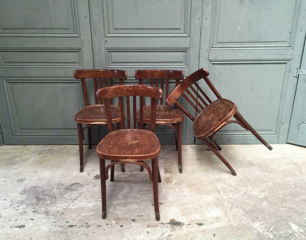Chaises bistrot anciennes chaise de bistrot ancienne 17 for Chaise bistrot ancienne