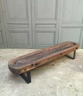 banc-bois-ancien-creation-5francs-1