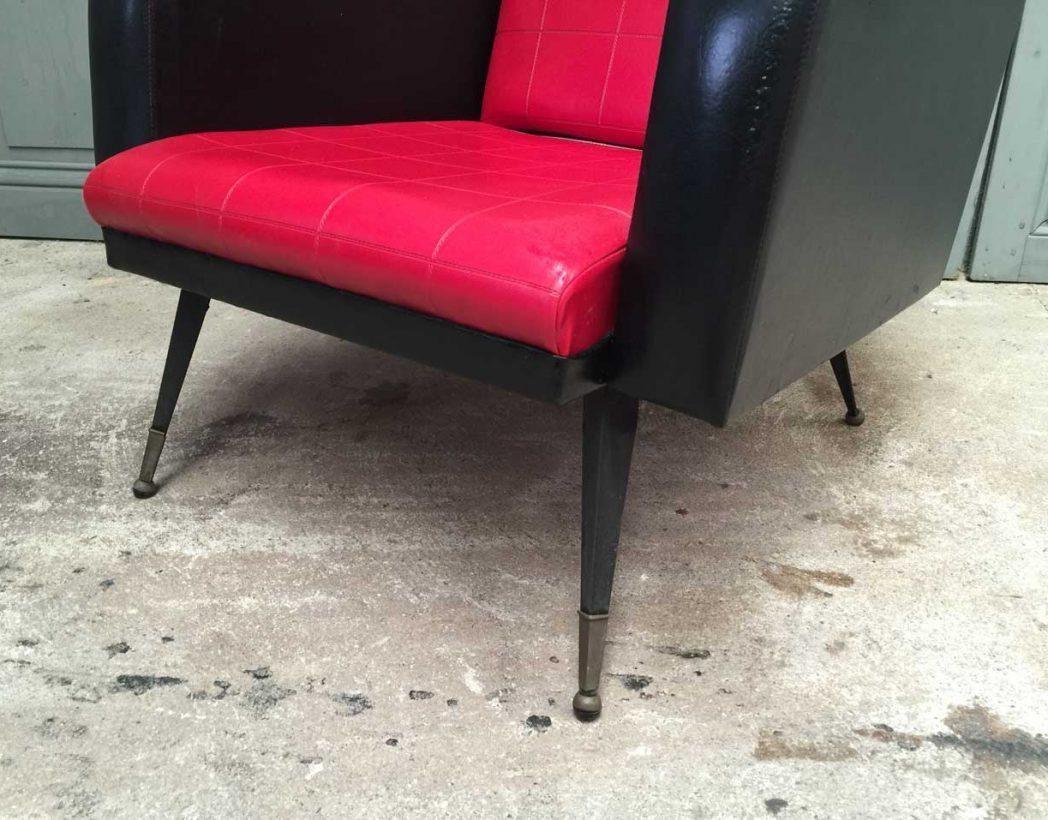 fauteuil-vintage-retro-rouge-et-noir-5francs-4