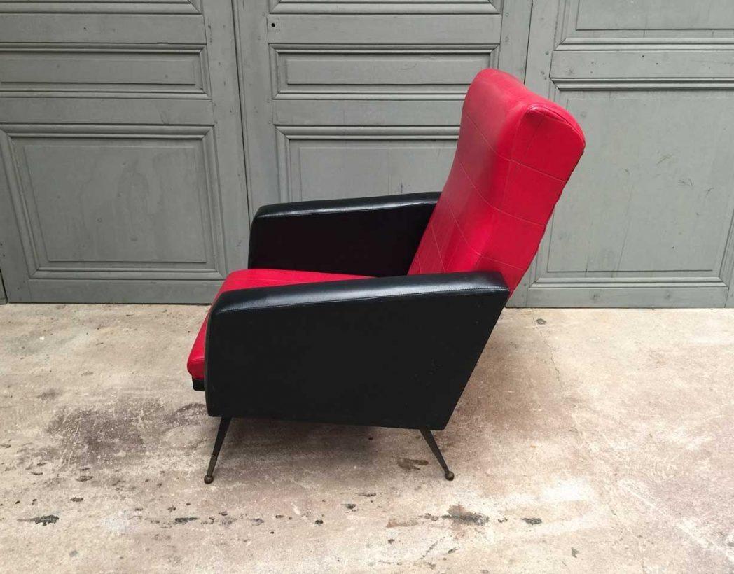 fauteuil-vintage-retro-rouge-et-noir-5francs-5