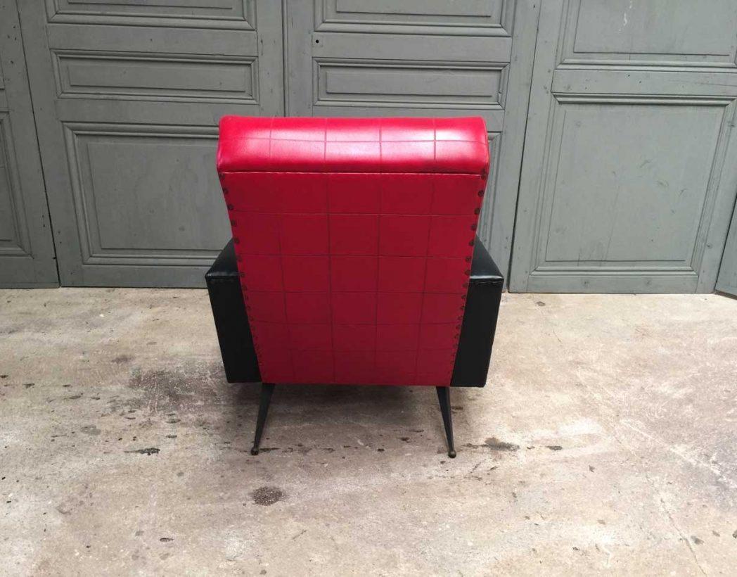 fauteuil-vintage-retro-rouge-et-noir-5francs-7