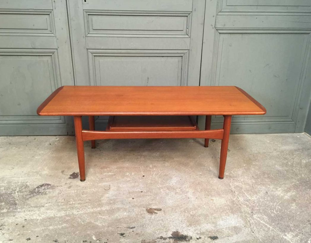 Table basse style scandinave for Petite table basse scandinave