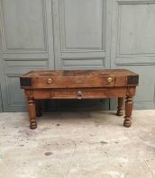 ancien-billot-boucher-vergne-breton-meuble-metier-5francs-1