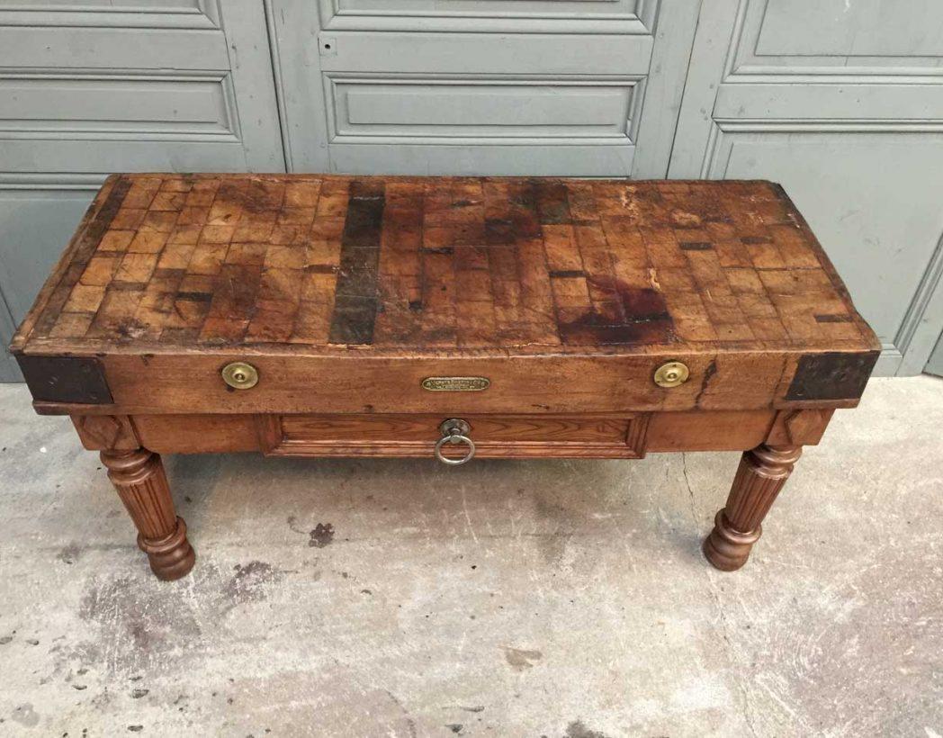 ancien-billot-boucher-vergne-breton-meuble-metier-5francs-3