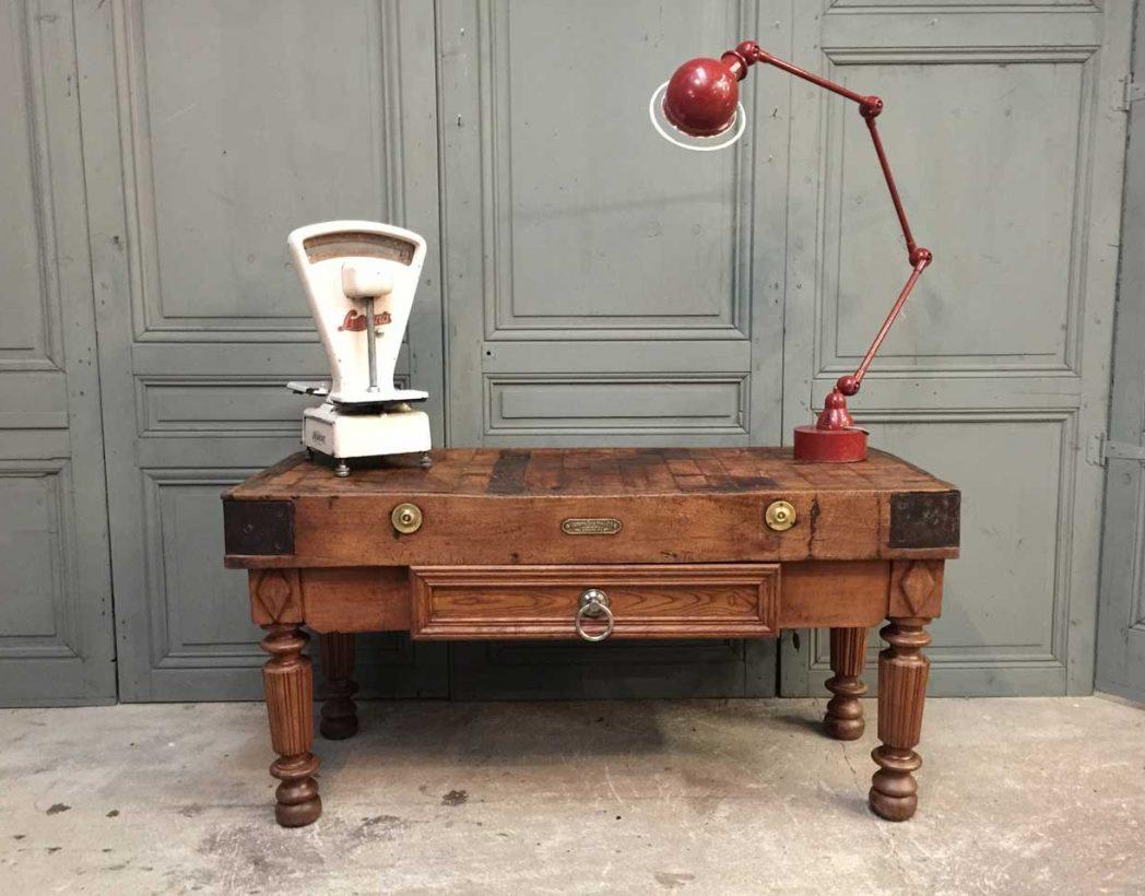 ancien-billot-boucher-vergne-breton-meuble-metier-5francs-9