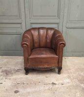 fauteuil-club-cuir-annee-30-pattes-de-lion-5francs-1