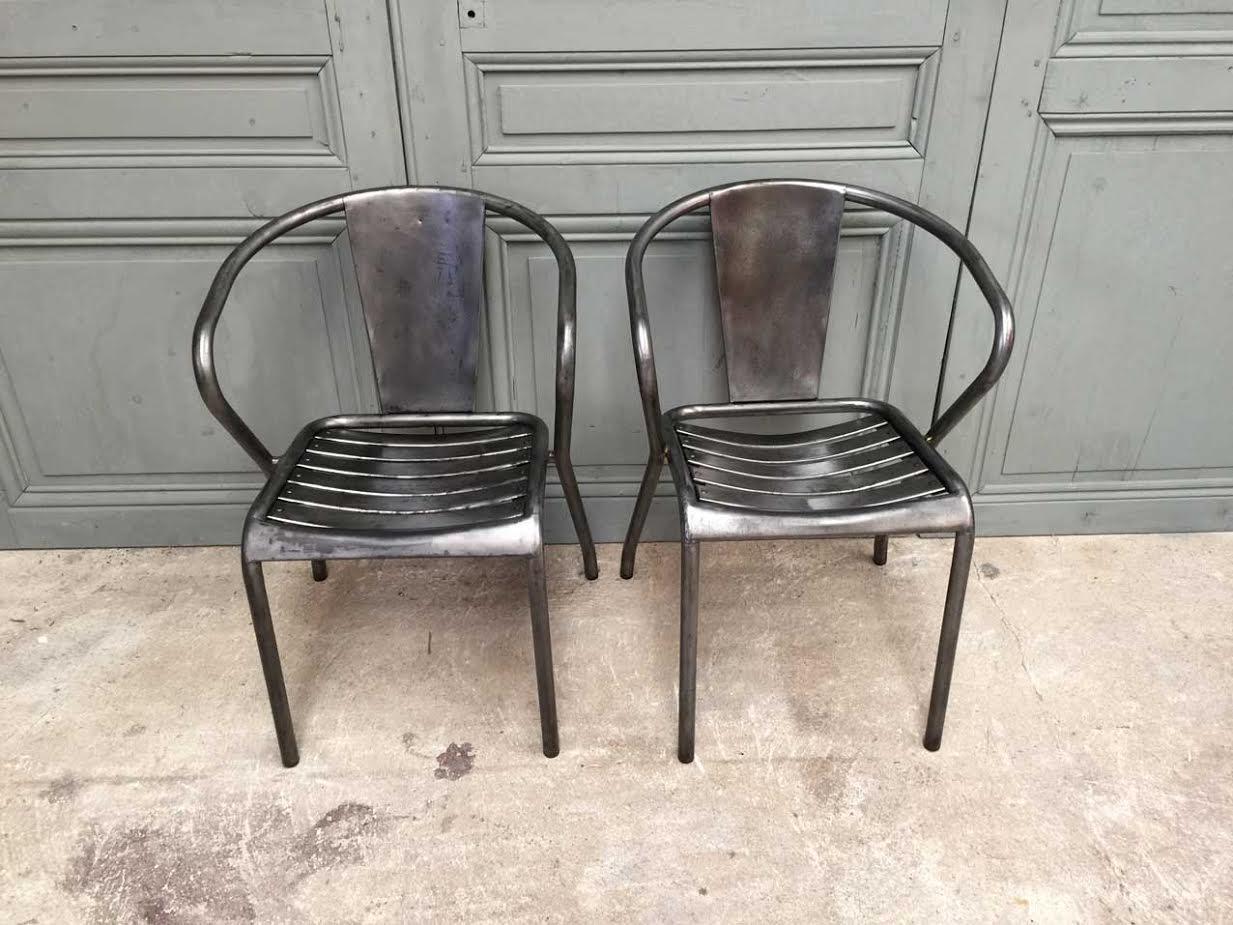 fauteuil tolix après - Mon blog