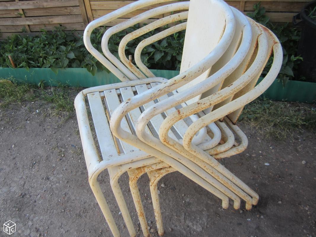 fauteuil tolix avant - Mon blog
