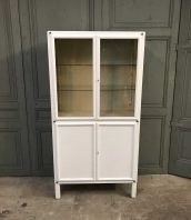ancienne-vitrine-dentiste-blanc-metal-mobilier-industriel-5francs-1