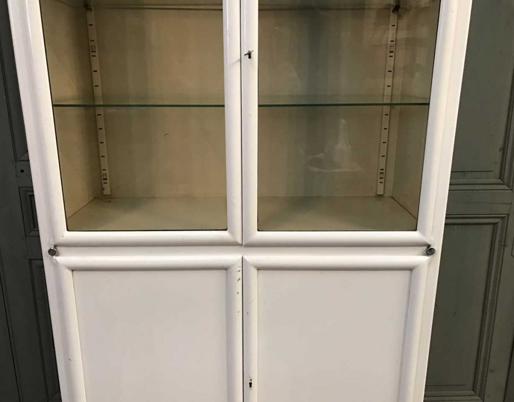 ancienne-vitrine-dentiste-blanc-metal-mobilier-industriel-5francs-4