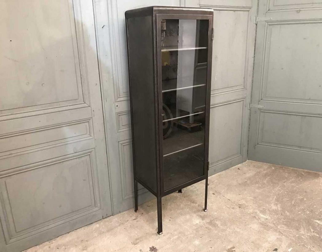 ancienne-vitrine-dentiste-metal-mobilier-industriel-5francs-4
