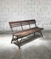 banc-jardin-bois-metal-1900-pieds-style-arras-patine-5francs-1