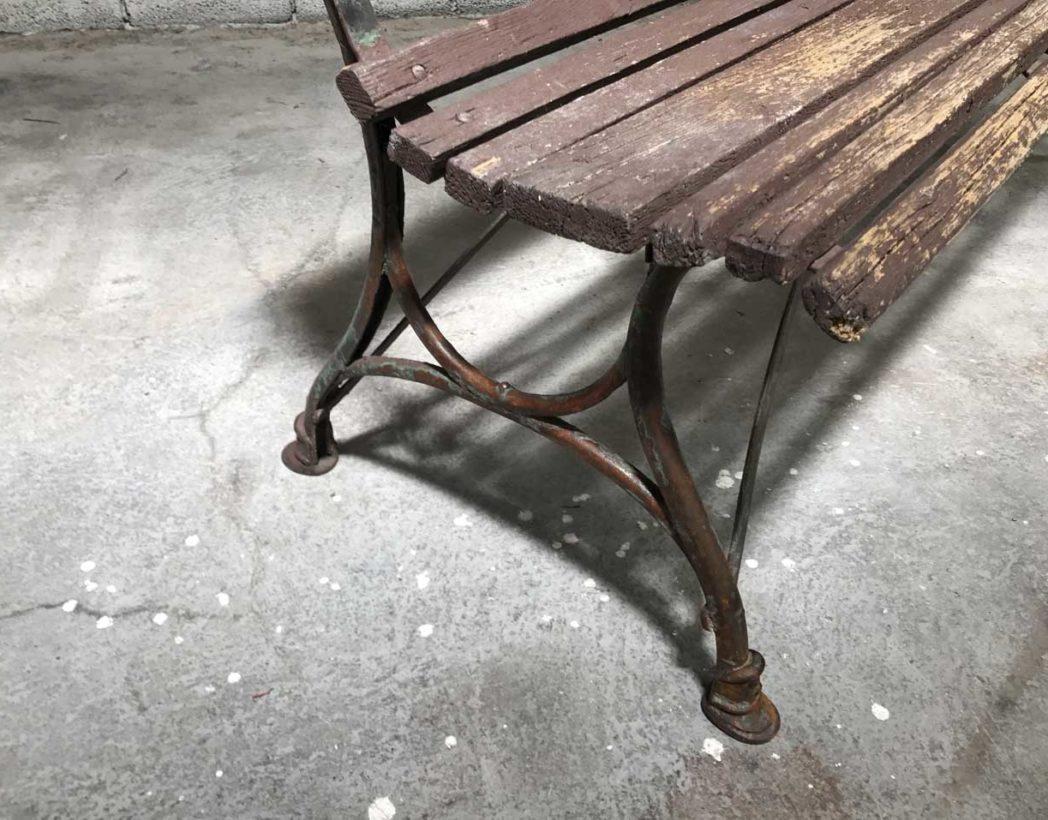 banc-jardin-bois-metal-1900-pieds-style-arras-patine-5francs-4
