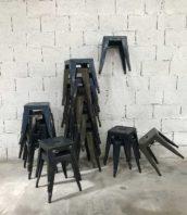 ensemble-tabouret-tolix-h45-vintage-armee-bleu-kaki-xavier-pauchard-5francs-1